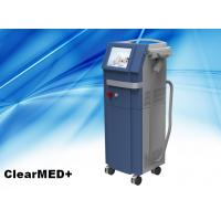 Quality Vertical 808nm Diode Laser Hair Removal Equipment with 10 - 1500 ms Pulse Duration , CE / ROHS / FCC for sale