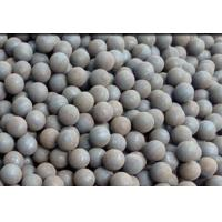 Buy cheap Low break rate Industrial ball mill grinding media,forging ball,forged ball product