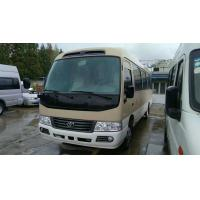 Quality toyota coaster city bus for sale second hand school bus from japan left hand drive 30 seats bus for sale