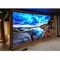 China Front Access P1.8 HD Led Display 600x337.5mm panel for Commanding Center on sale