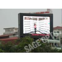 Quality High Brightness Clear Advertisement HD Led Display Smd 3535 Energy Saving for sale