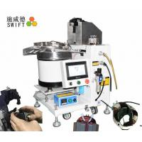 Motor Coil Bundling Plastic Tie Machine Time Saving Easy Management Ce Certificated