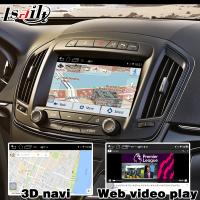 Buy Android 6.0 Car Navigation Box For Opel Vauxhall Insignia Buick Regal video at wholesale prices