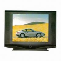 China 29 Normal Flat SKD CRT TV with USB Function on sale
