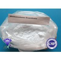 Buy cheap Methenolone Enanthate Injectable Anabolic Steroids Muscle Growth 303-42-4 product
