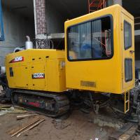 Quality Yellow Color 32 Tons Horizontal Directional Drilling Rigs 0-140RPM Spindle Speed for sale