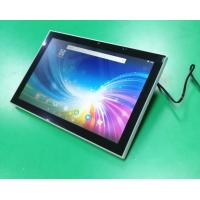 China 10.1'' Inwall Mounted Touch Screen Terminal Panel With Serial Port GPIO For Security Control on sale