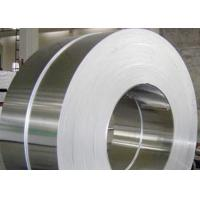 Quality No.1 Hot Rolled 316L Stainless Steel Metal Strips Thickness 3mm - 16mm for sale