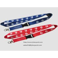 Quality Fast Delivery Lanyard, Dye Sublimation Lanyards, Printing Lanyards, Promotion Lanyards for sale