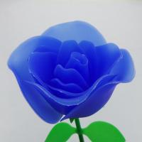 China Aromatic Rose Rubber Artificial Flowers Non-exotic For Wedding Ceremony on sale