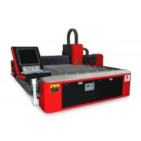 Quality Red / Black CNC Laser Cutting Engraving Machine For Auto Spare Parts for sale
