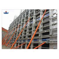 China Metal Construction Formwork System Reusable Concrete Formwork 60KN/M2 Working Load on sale