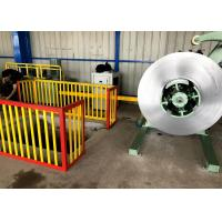 Buy cheap Transformer Corrugated Fin Forming Machine / Auto Fin Making Machine from wholesalers