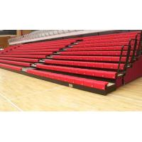 Quality Moveable Retractable Plastic China Telescopic Seating for sale