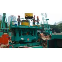 Quality Silent Durable Casing Rotator No Vibration High Safety Without Mud for sale