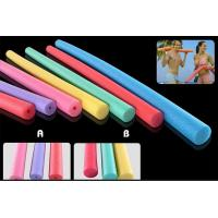 EPE Packing Sponge Material , EPE Foam Tube Packing Backer Rod For Swimming