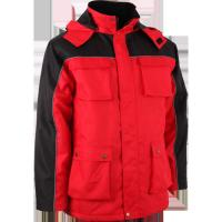 China 100% Cotton Custom Workwear Mens Warm Jacket for Spring , Autumn , Winter on sale