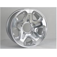 Buy cheap Polishing Full Painted Car Alloys Wheels 16 Inch 5 Hole With 2 ET product