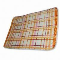 Quality Blanket in Pantone Colors, Customized Sizes and Logos are Accepted, Made of Polar Fleece for sale