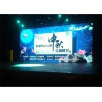 China High Definition Stage Background Led Display Big Screen With Class A 4 Layers PCB on sale