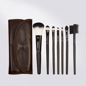 Quality OEM / ODM 10 PCS Diamond Crystal Full Makeup Brush Set Skin Friendly Feeling for sale