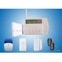 Quality GSM alarm system with 31 Zone and LCD display CX-GSM2 for sale