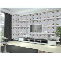 Quality Fireproof Drop Ceiling Tiles European Style Wallpaper Home Wall Decoration Material for sale