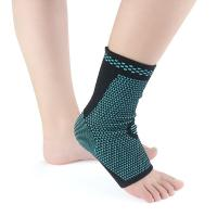 China Anti Fatigue Ankle Support Sleeve/Fasciitis Compression Ankle Brace/Plantar ankle sock compression on sale