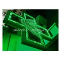 China Wireless 3D High Resolution P10 LED Pharmacy Sign Cross Display Waterproof , 3000 CD / sq.m on sale