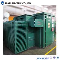 Quality Padmounted transformer for Photovoltaic power generation, 2200 kva for sale