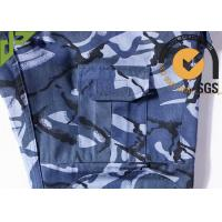 Quality Military Tactical Pants British Ocean Slanted Pocket With Half-Round Designing for sale