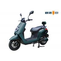 """Quality Small Backrest Ladies <strong style=""""color:#b82220"""">Electric</strong> <strong style=""""color:#b82220"""">Scooter</strong> Front Big Disk Brake 600W 60km Long Range for sale"""
