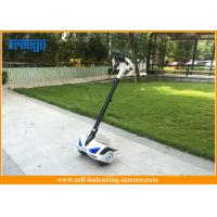 Foldable Stand Up Two Wheel Self Balancing Scooter For Personal Travel