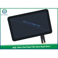 Buy cheap IC On Converter LCD Touch Panel ITO Sensor Glass To Cover Glass Structure product