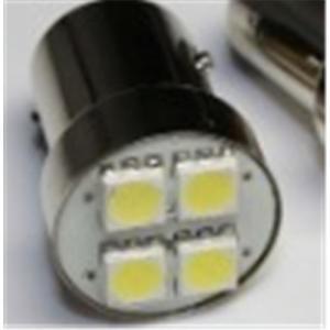 China BA15S 1156 G18 White 4SMD Car Tail Light Bulb Lamp 12V/car tail light on sale
