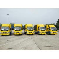 Quality Full Color SMD Screen LED Advertising Truck , P4 Mobile LED Truck 4x2 For Promotion for sale