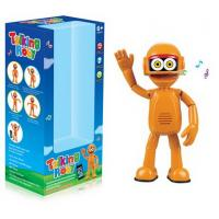 Quality Wholesale Intelligent Talking ROBY Robot Toys With Dancing And Repeat Talking Toy for sale