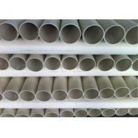 China 4m Length Upvc Soil Pipe , Upvc Waste Pipe For Building Drainage System on sale