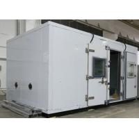 Buy cheap 12CBM Military Environmental Large scale Aging Test Chamber Burn - in Test Rooms from wholesalers