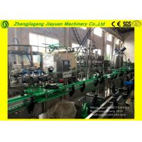 Quality Automatic Commercial Parkling Water Glass Bottle Filling Machine 1600kg for sale