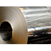 Quality Grade 304 430 Stainless Steel Coil, PED / ISO Standard Cold Rolled Steel Coil for sale