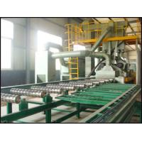 Quality Epoxy coated steel bar production line/Aluminum oxidation colour production line/aluminum electro-coating production lin for sale