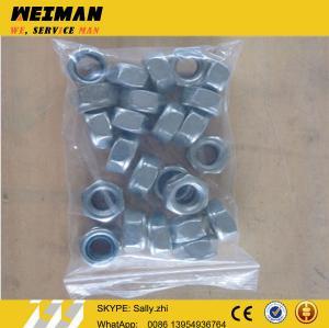 Quality SDLG orginal nut, 4013000073, sdlg spare parts  for SDLG wheel loader LG936L for sale