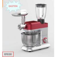 Quality Easten 1000W Kitchen Mixer for Canada/SK1 Glass Blender Stand Mixer EF830 / 3-in-1 Plastic 5.3 Liters Kitchen Hand Mixer for sale