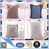 Quality High Percision Decoration Jacquard Fabric Bed Cover , Cushion Covers for Home & Hotels for sale