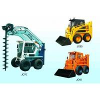 Buy cheap JC45 JC60 JC70 Skid Steer Loader with Dozens of Attachments from wholesalers
