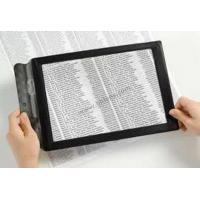 Lighted Full Page Magnifier Images Lighted Full Page