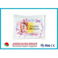 Nonwoven Hand Feminine Hygiene Wipes Individual Resealable Pack