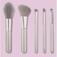 Quality Private Label Wooden Handle Makeup Brushes Angular Blush Type 100% Brand New for sale
