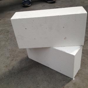 Quality White color Refractory Mullite Fire Brick JM23 JM26 JM28 230mmx114mmx65 mm for sale